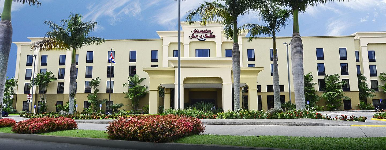Hotel Hampton Inn & Suites by Hilton San José-Airport, Costa Rica - Fachada del hotel