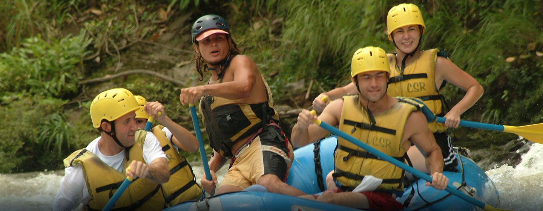 Hotel Hampton Inn & Suites by Hilton San José-Airport, Costa Rica - Rafting
