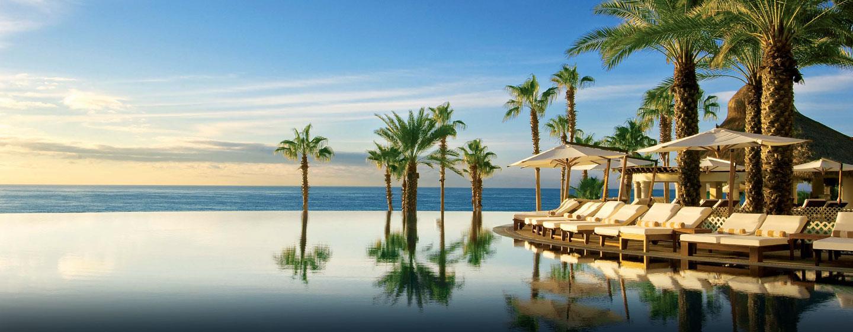 Hilton Los Cabos Beach & Golf Resort, Los Cabos, México - Piscina de borde infinito