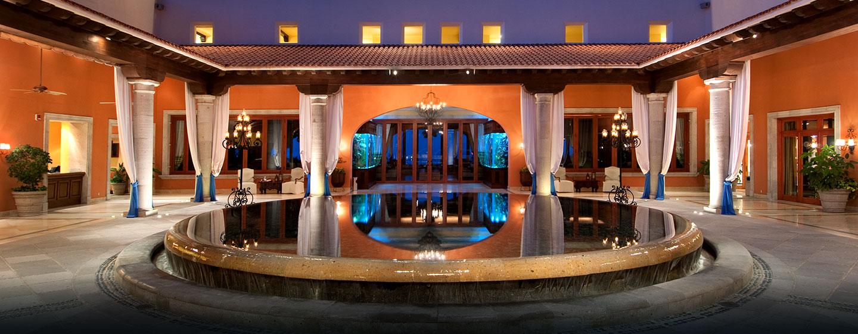 Hilton Los Cabos Beach & Golf Resort, Los Cabos, México - Lobby
