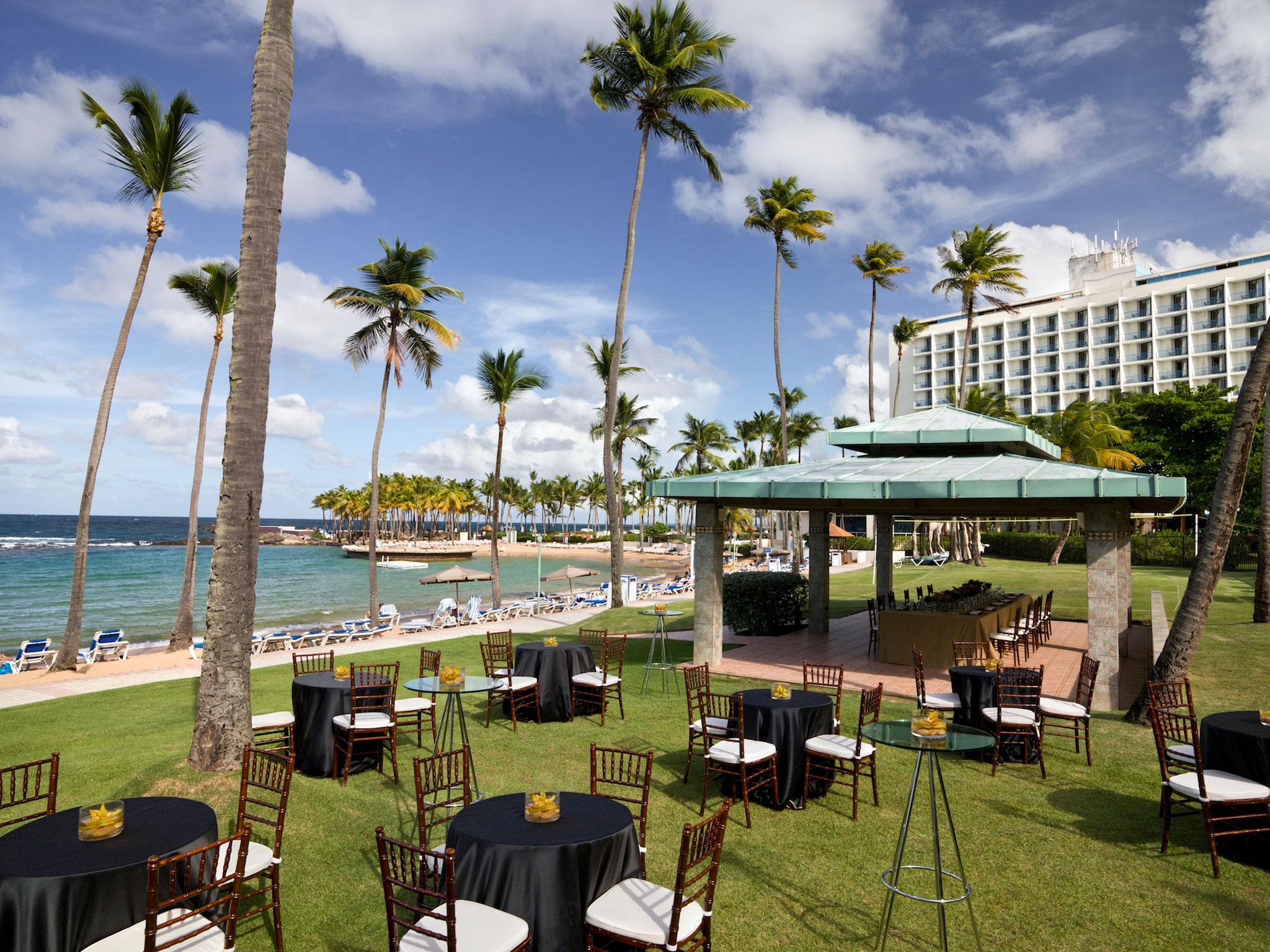 Cafe Caribe San Juan Puerto Rico