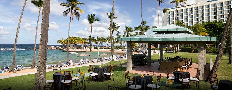 Hotel Caribe Hilton - Gazebo