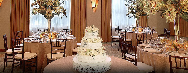 Hotel Caribe Hilton - Montaje para bodas