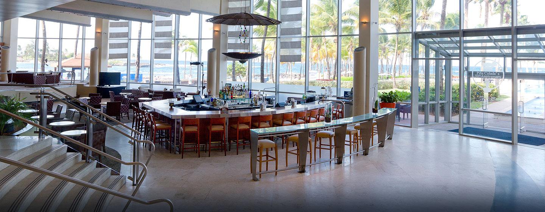 Hotel Caribe Hilton - Bar Oasis