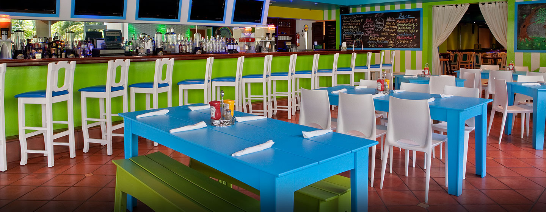 Hotel Caribe Hilton - Club Piña Colada