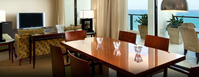 Hotel Caribe Hilton - Suite Presidencial