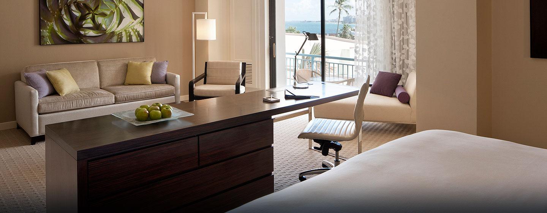 Hotel Caribe Hilton - Área de estar