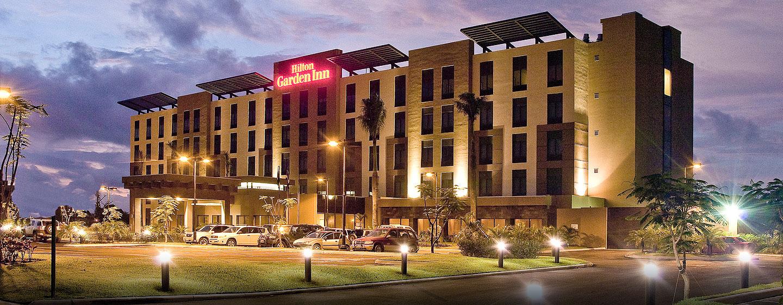 Hotel Hilton Garden Inn Liberia Airport, Costa Rica - Fachada del hotel