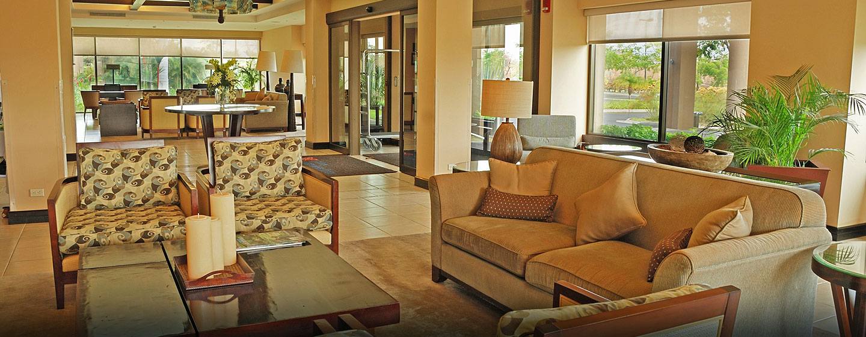 Hotel Hilton Garden Inn Liberia Airport, Costa Rica - Lobby