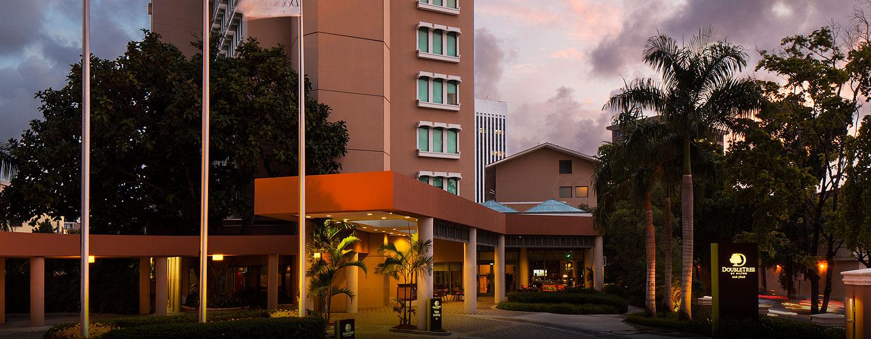Hotel DoubleTree by Hilton San Juan, Puerto Rico - Exterior del hotel