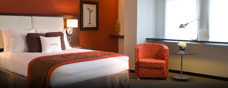 Hotel DoubleTree by Hilton San Juan, Puerto Rico - Habitación con cama Queen