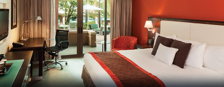 Hotel DoubleTree by Hilton San Juan, Puerto Rico - Habitación con cama King