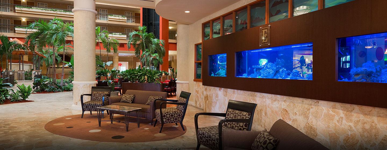 Hotel Embassy Suites San Juan - Hotel & Casino, Puerto Rico - Lobby