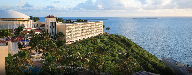 El Conquistador, un resort de Waldorf Astoria, Fajardo, Puerto Rico - Vista panorámica