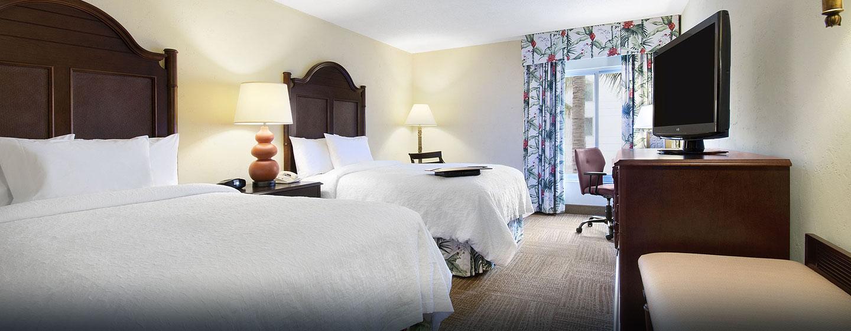 Hotel Hampton Inn & Suites San Juan, Puerto Rico - Habitación doble