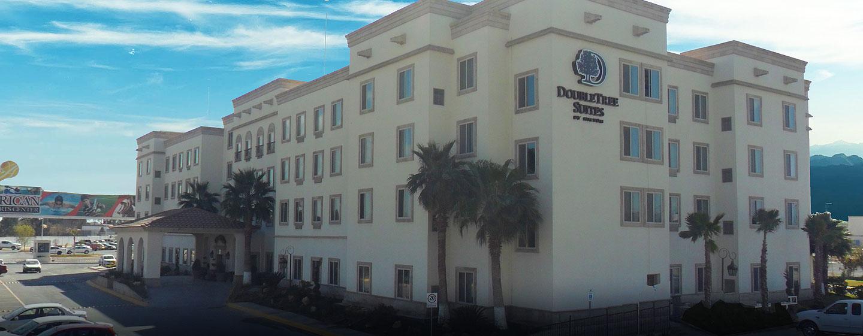 Hotel DoubleTree Suites by Hilton Saltillo, Coahuila, México - Fachada