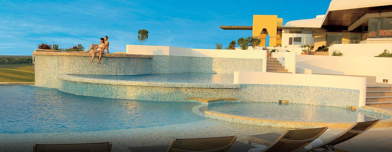 Hotel Hilton Villahermosa & Conference Center, México - Piscina