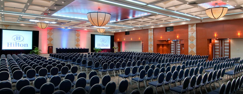 Hotel Hilton Villahermosa & Conference Center, México - Salón de fiestas Grand Ballroom Tabasco