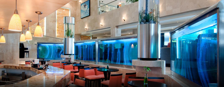 Hotel Hilton Villahermosa & Conference Center, México - Bar el Mure