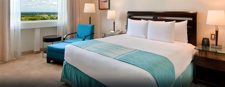 Hotel Hilton Villahermosa & Conference Center, México - Habitación con cama King