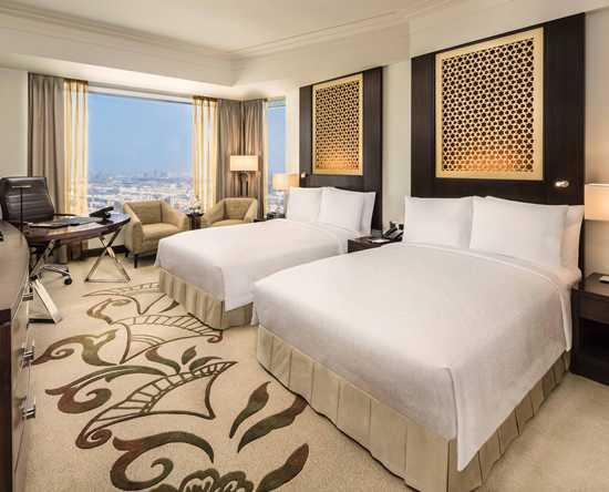 Photo Chambre Hotel Luxueux : Chambres et suites de luxe à dubaï hôtel conrad dubai