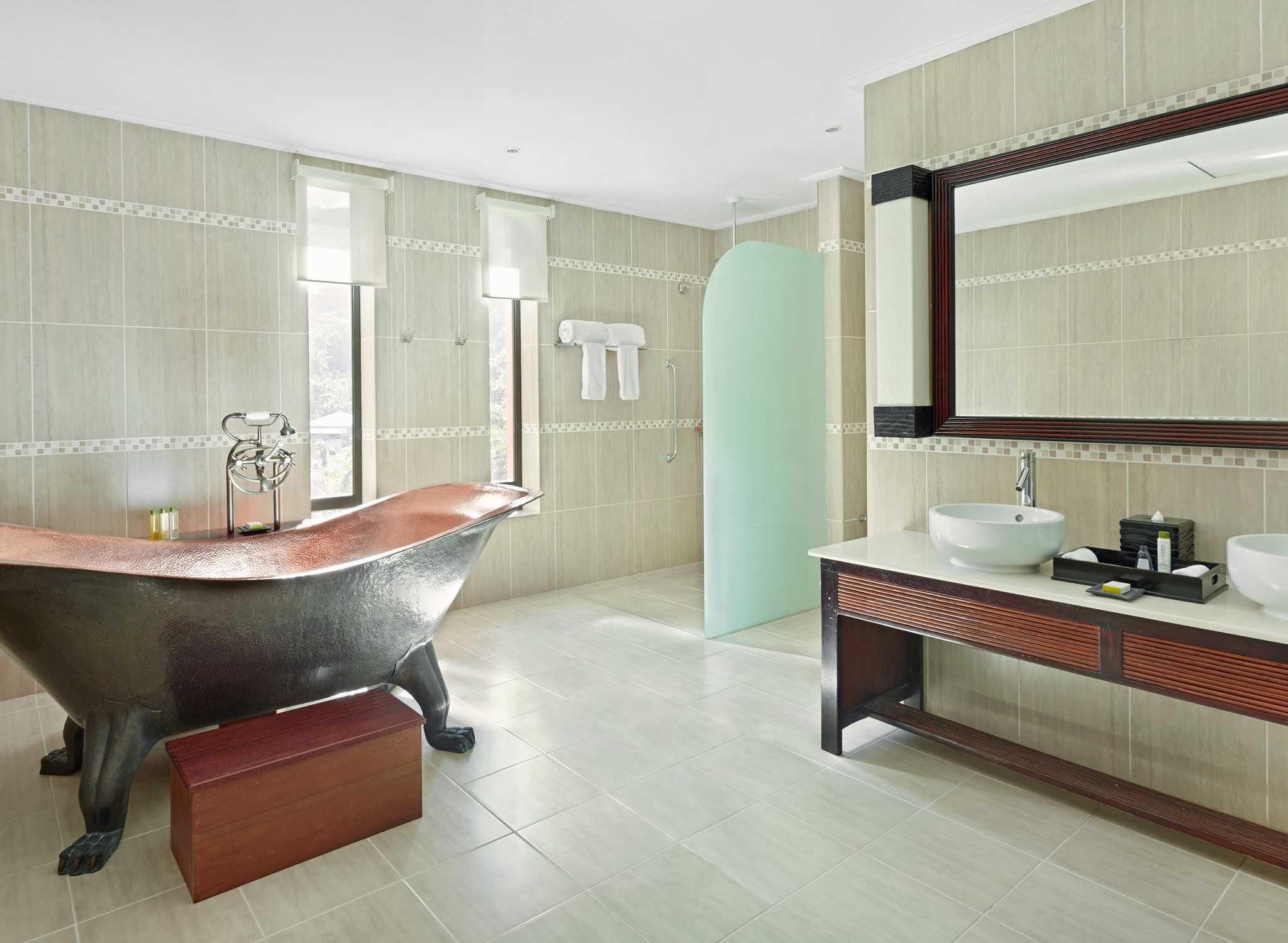 Hôtel doubletree seychelles allamanda