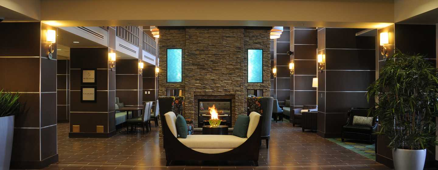 Hôtel Hampton Inn & Suites by Hilton Halifax - Dartmouth, Canada - Hall principal