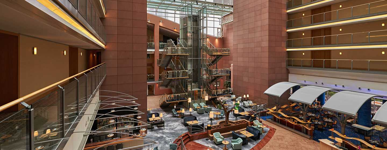 Hotel Foyer Frankfurt : Hôtel hilton frankfurt centre ville près du vieil opéra
