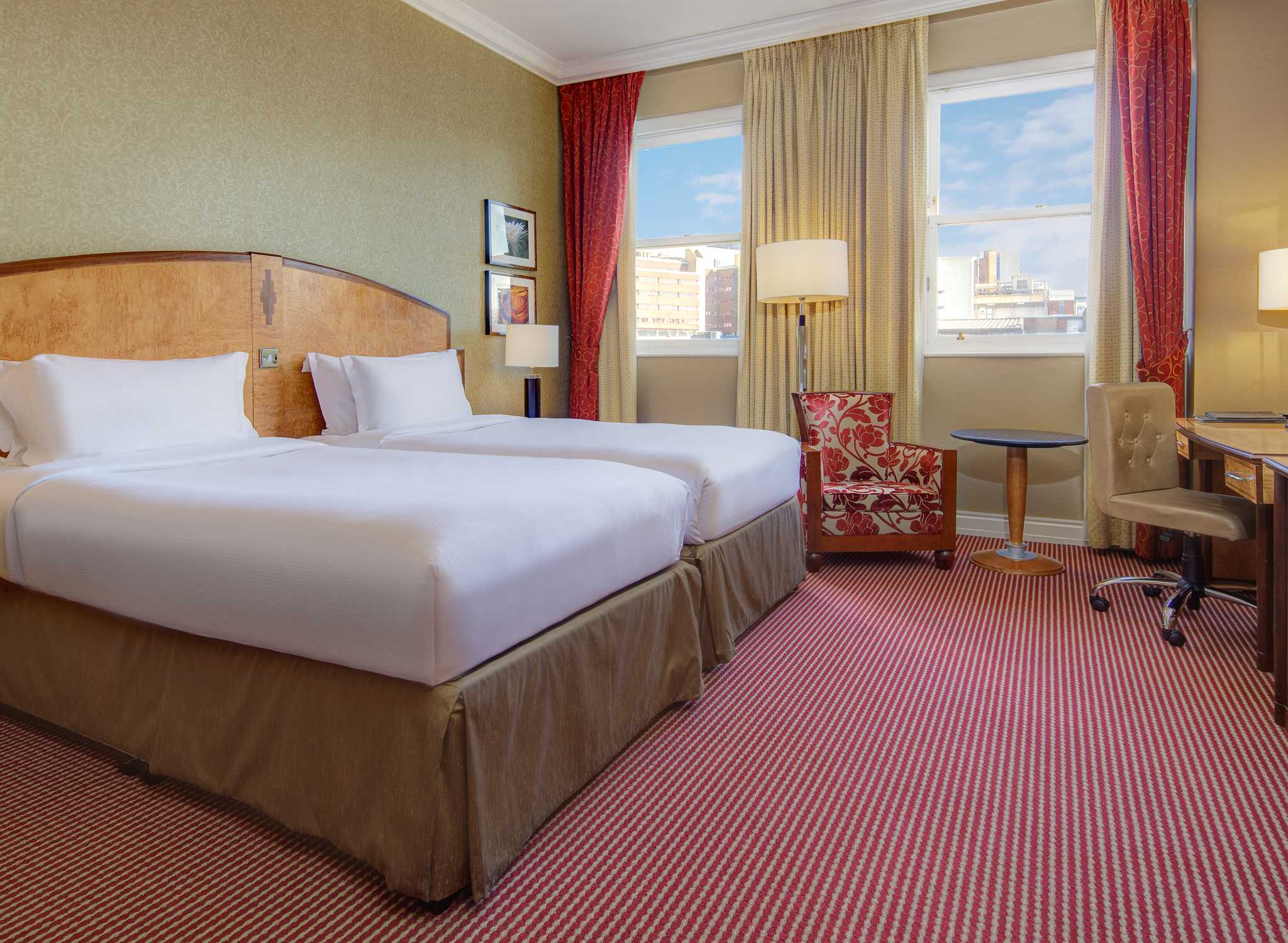 H 244 Tels 224 Paddington Hilton London Paddington Londres