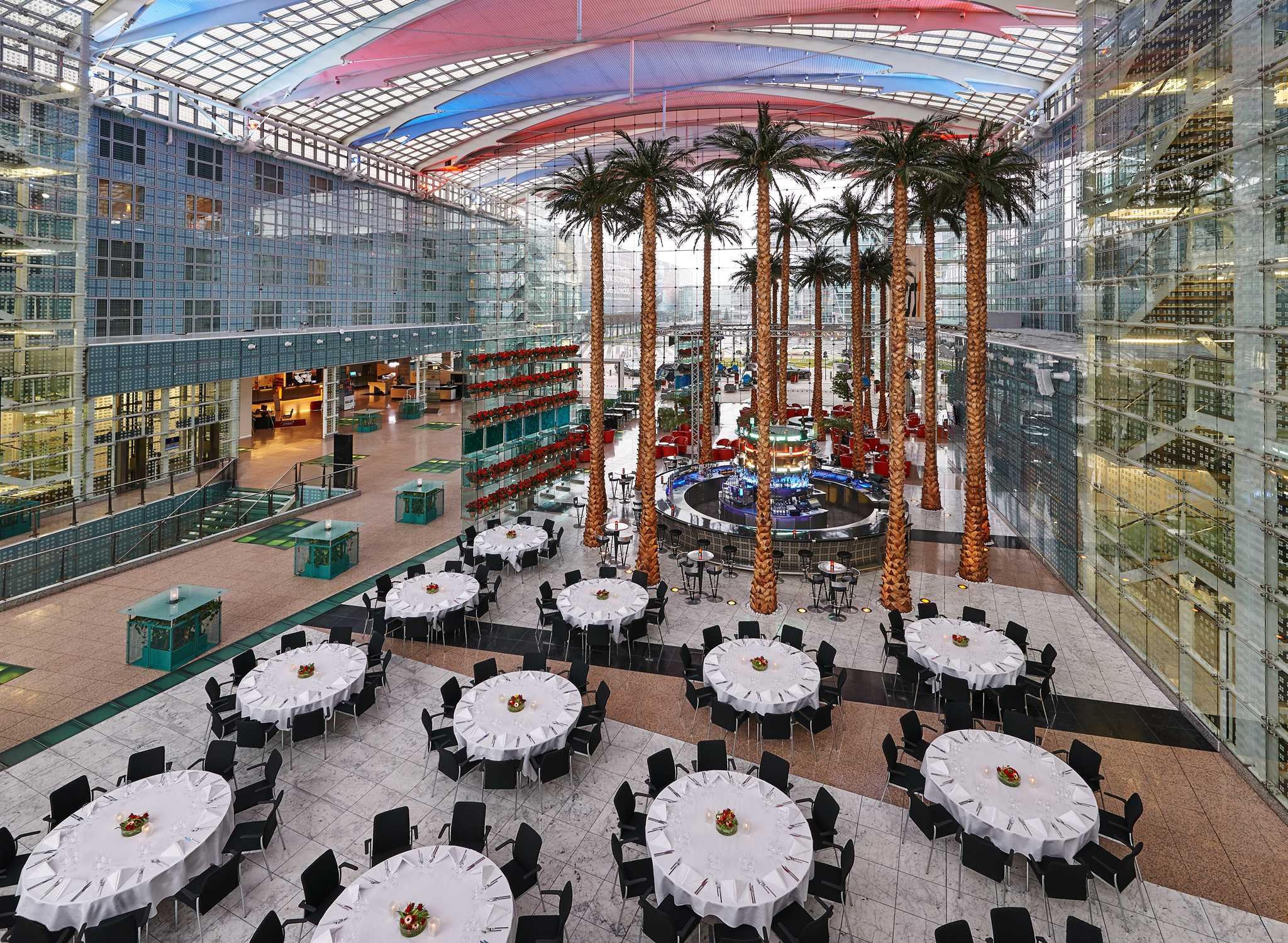 Hilton Hotel Munchen Airport