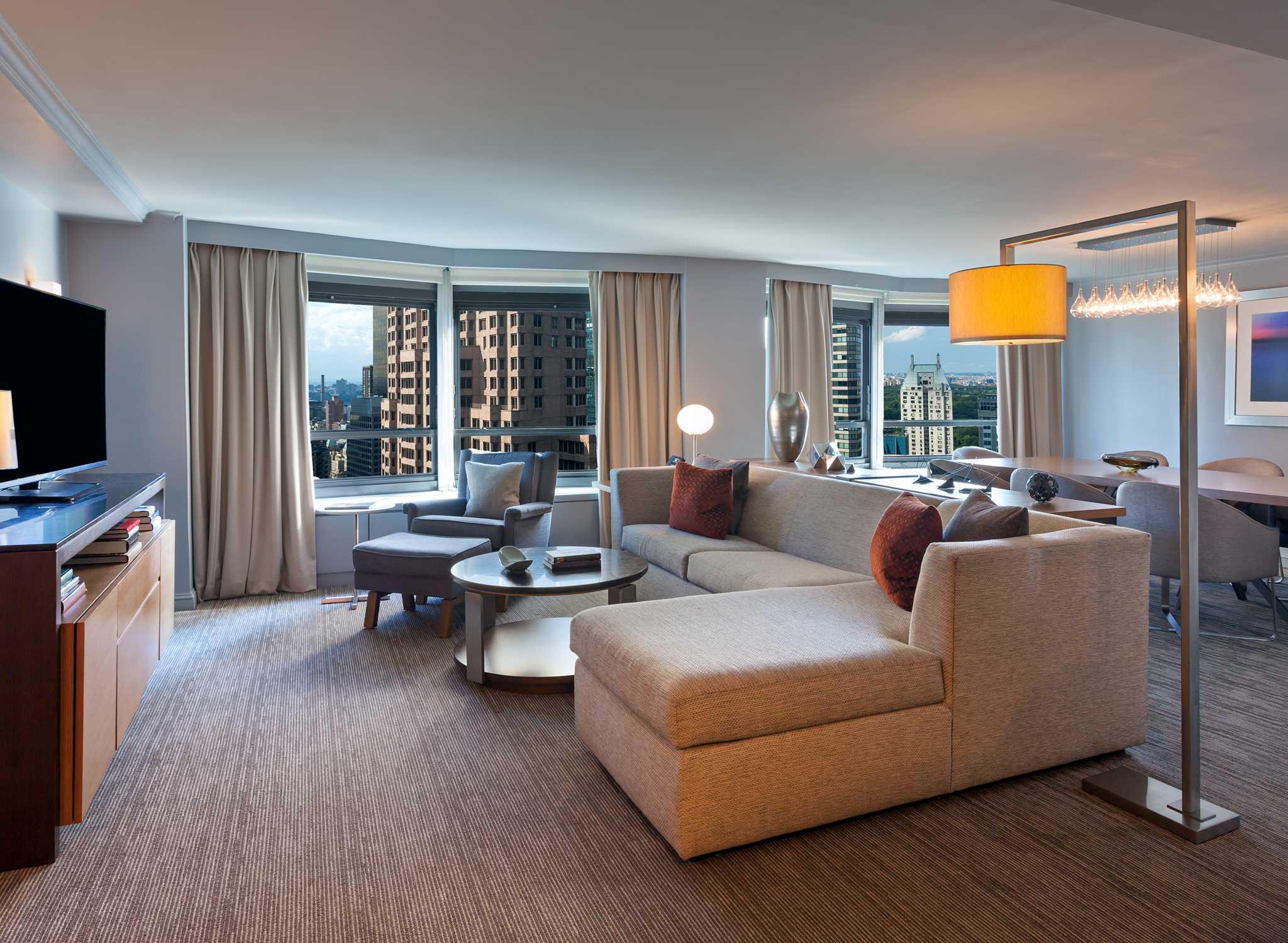 New york hilton midtown h tels manhattan pr s de times square - Hotel avec cuisine new york ...