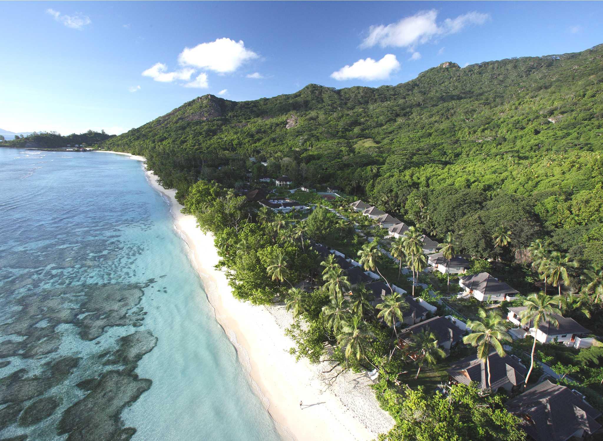 hilton worldwide hotels resorts seychelles. Black Bedroom Furniture Sets. Home Design Ideas