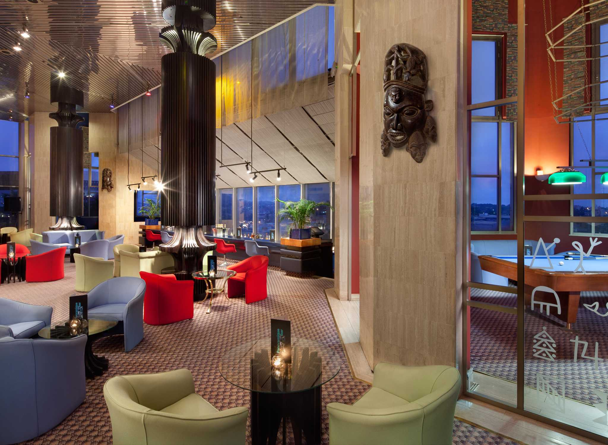 Hilton worldwide hotels resorts cameroun for Hotel numero