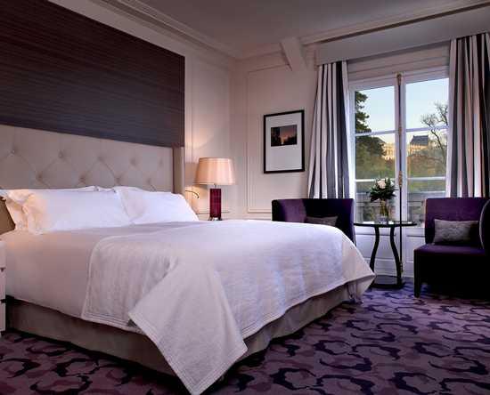 Chambres et suites de luxe h tel trianon palace versailles for Chambre de luxe hotel