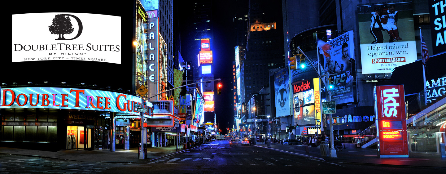 DoubleTree Suites New York - Times Square