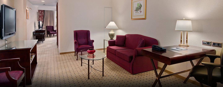 Hôtel Hilton Antwerp Old Town, Belgique - Suite Affaires