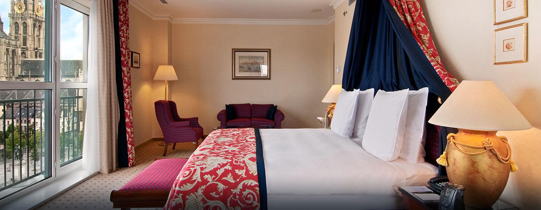 Hôtel Hilton Antwerp Old Town, Belgique - Suite junior royale