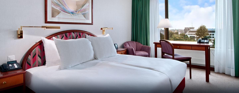 Hôtel Hilton Basel Hotel, Suisse - Chambr