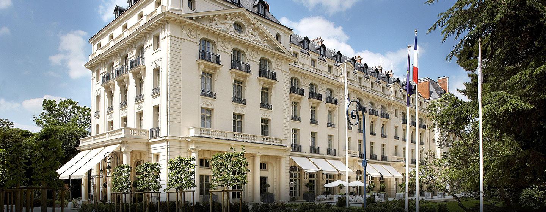 Hôtel Trianon Palace Versailles, Waldorf Astoria, France - Vue extérieure