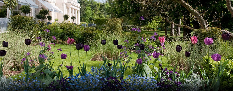 Hôtel Trianon Palace Versailles, Waldorf Astorial, France - Jardin de l'hôtel