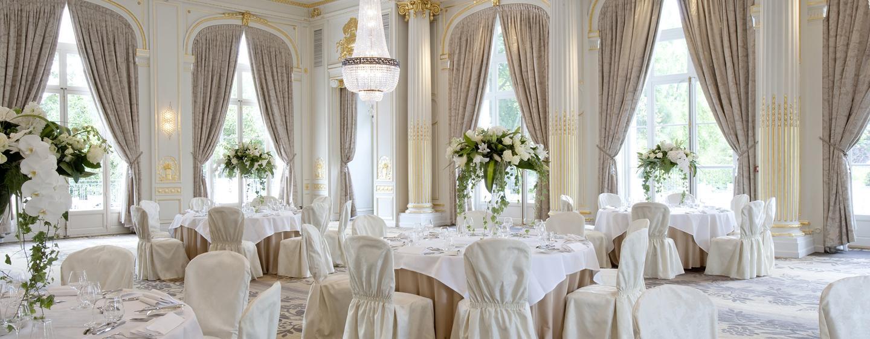 Hôtel Trianon Palace Versailles, Waldorf Astoria, France - Salon Clémenceau