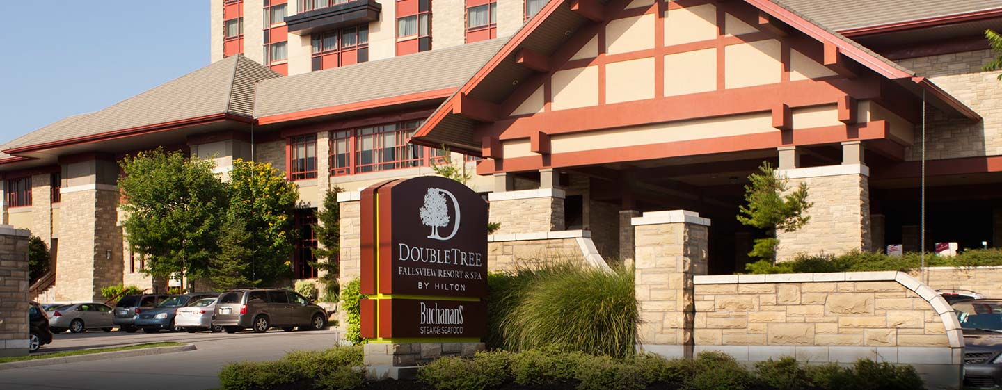 Hôtel Doubletree Fallsview Resort and Spa Niagara Falls, ON, Canada - Extérieur