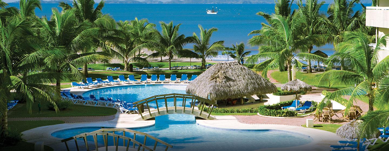 Hôtel DoubleTree Resort by Hilton Central Pacific, Puntarenas, Costa Rica - Bienvenue à l'hôtel DoubleTree Resort by Hilton Hotel Central Pacific