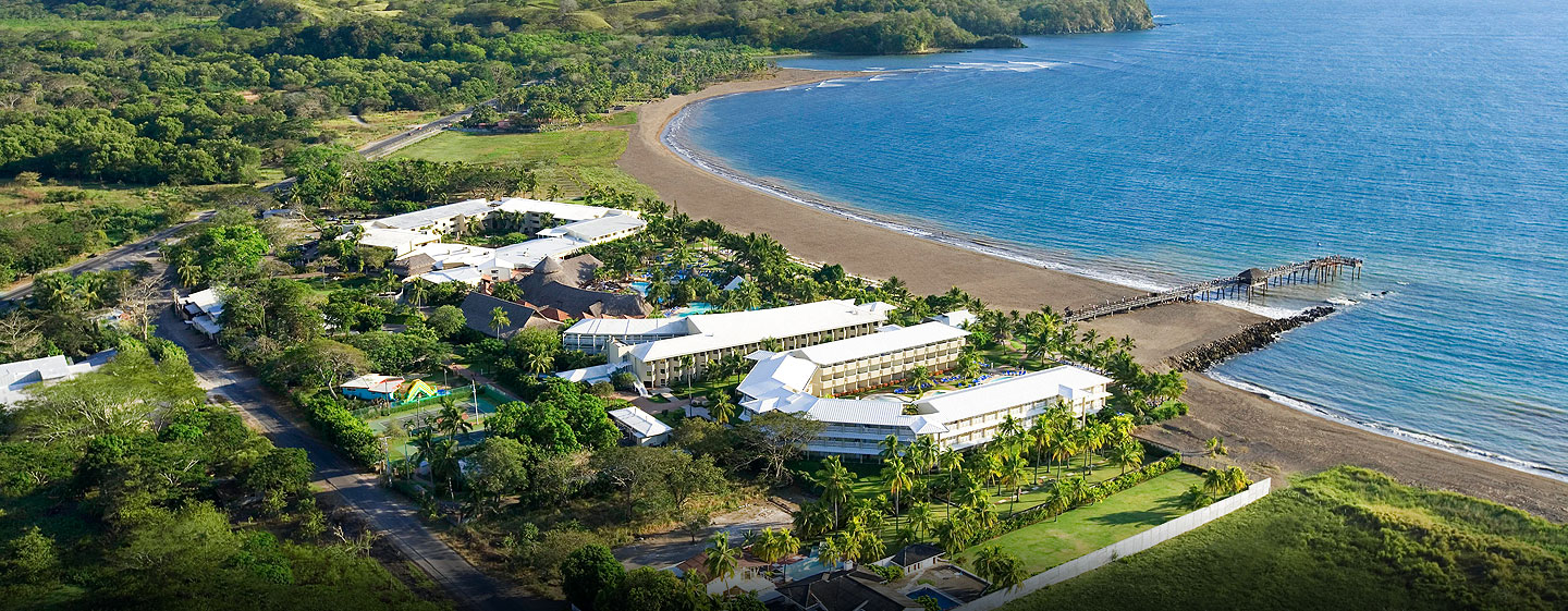 Hôtel DoubleTree Resort by Hilton Central Pacific, Puntarenas, Costa Rica - Vue aérienne