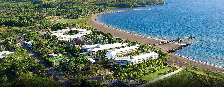 Hôtel DoubleTree Resort by Hilton Central Pacific, Puntarenas, Costa Rica - Vue aérienne