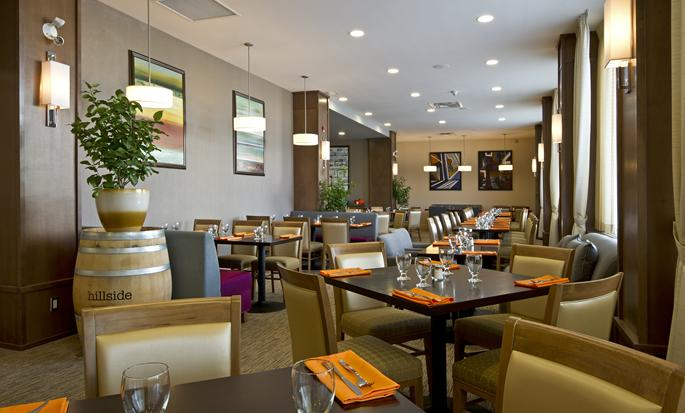 DoubleTree by Hilton Hotel Kamloops, B.-C., Canada - Restaurant Citrus