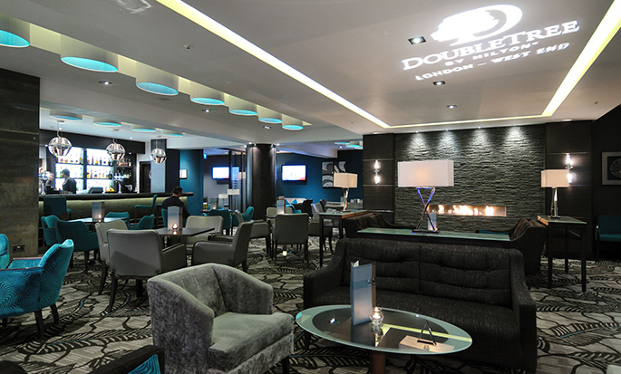 Hôtel DoubleTree by Hilton London-West End - Bar 92