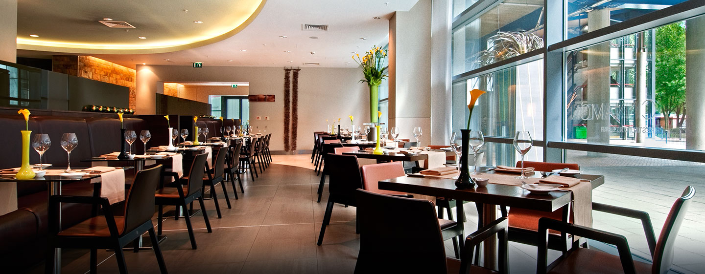 Hôtel Hilton London Canary Wharf, Londres - Restaurant Cinnamon