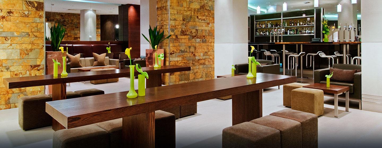 Hôtel Hilton London Canary Wharf, Londres - Bar Cinnamon