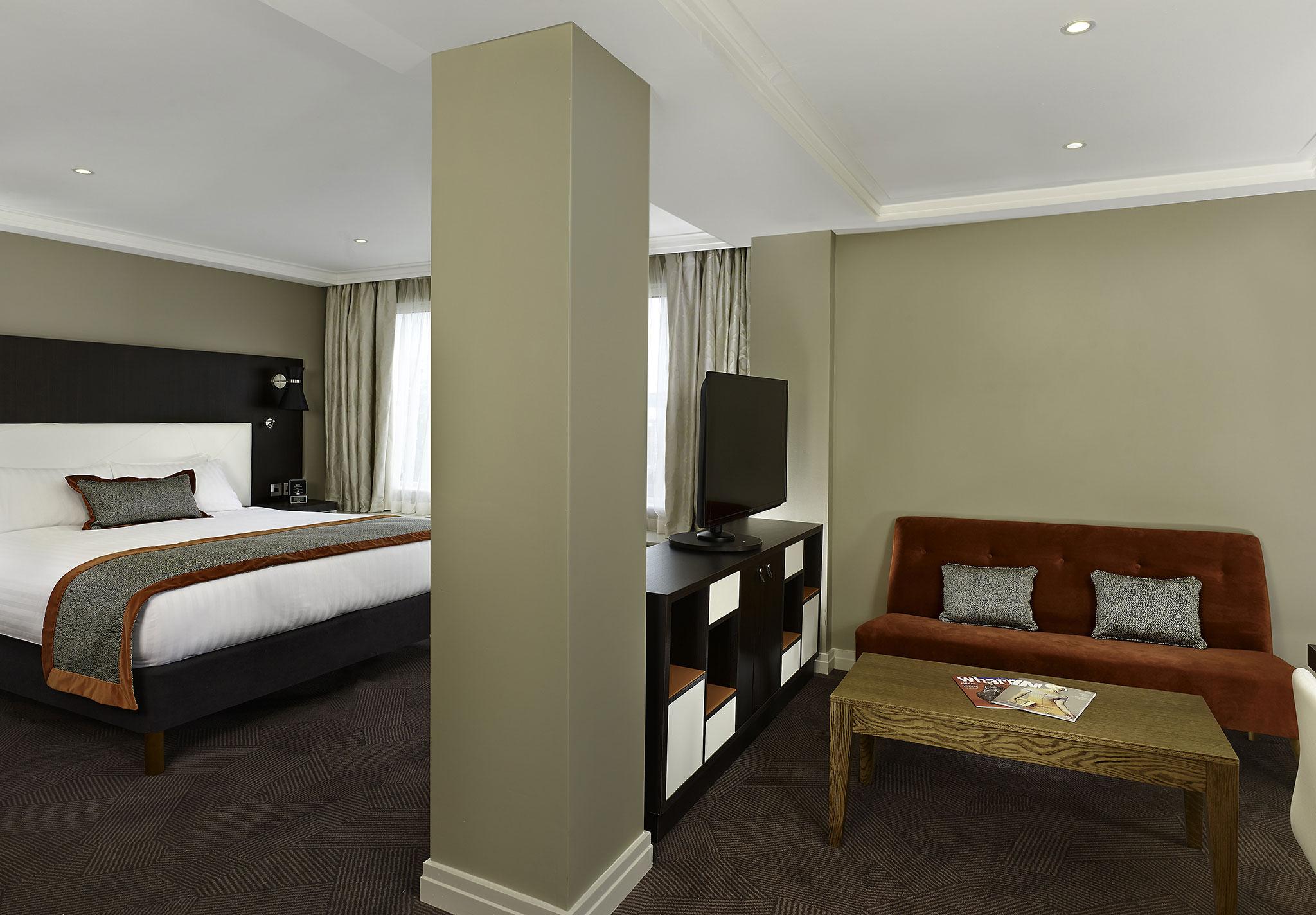 H tel doubletree by hilton hotel london hyde park for Hotel park et suite